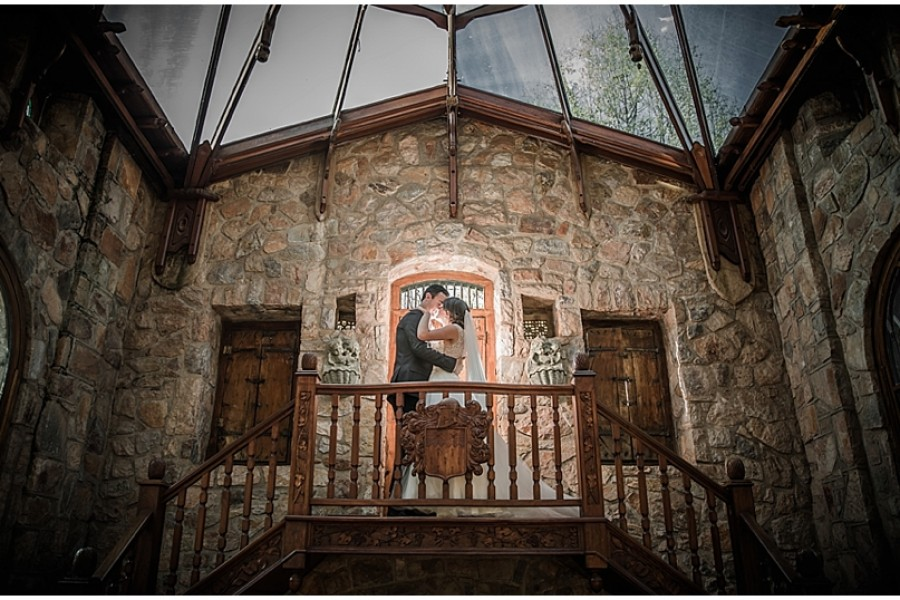 Taryn & Ryan's wedding at Shepstone Gardens