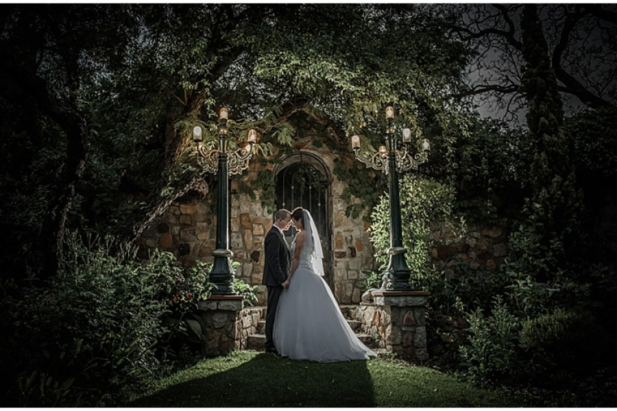 Estie & Tim's wedding at Shepstone Gardens