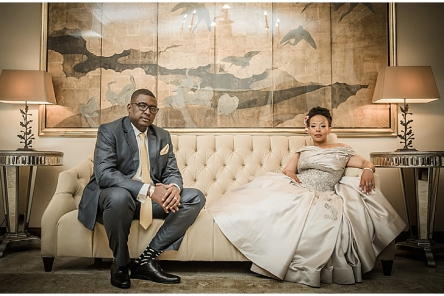 Tumi & Peter's wedding at Summer Place
