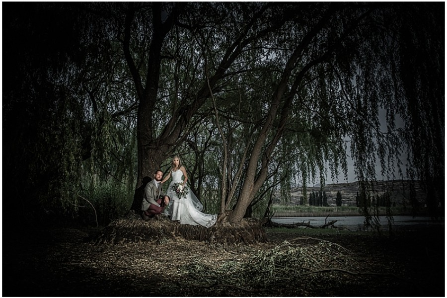 Brand & Samarie's wedding at St Fort, Clarens