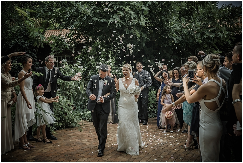 Brian & Meggan's wedding at Thornbirds