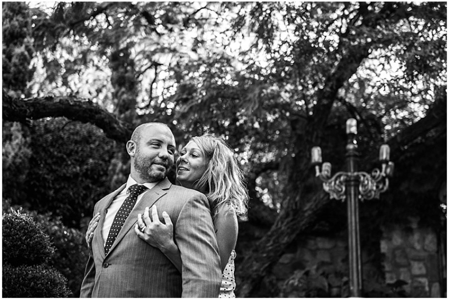 Ant and Loraine's weddig at Shepstone Gardens