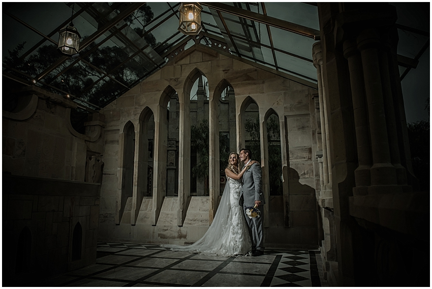 Nicol and Benjamin's wedding at Shepstone Gardens