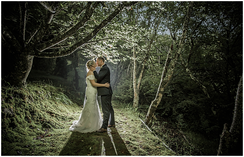 Joanne and Andrew's wedding in Magoebaskloof
