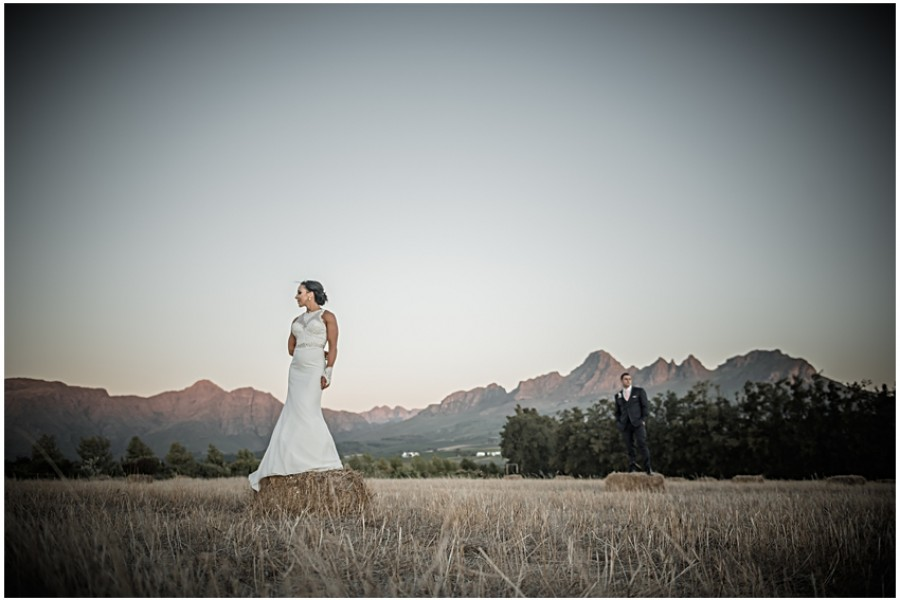 Candice & Andre's wedding at Cavalli, Stellenbosch