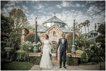 Thando & Koketso's wedding at Shepstone Gardens