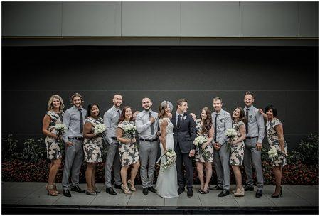 Ugi & Alexia's wedding at the Maslow