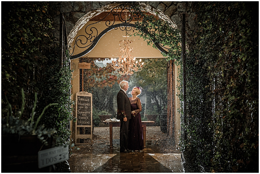 Eddie and Bernadette's wedding at Morrells
