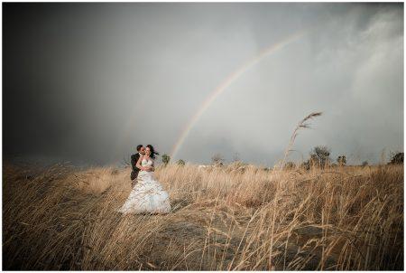 Raquel and Jaimee's wedding at Thaba Ya Batswana