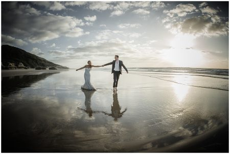 Michele and Marten's destination wedding in Mozambique