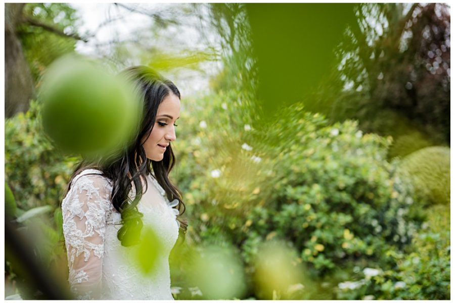 Aharon and Talya wedding at Sandton Shul