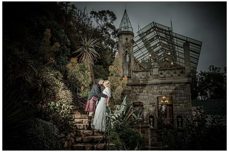 Mallory & Conway's wedding at Shepstone Gardens