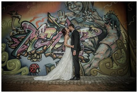 Neil and Michelle's wedding at Memoire