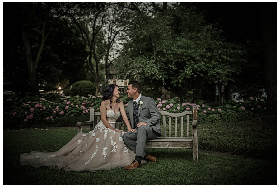 Dawie and Bianca's wedding at Glen Shiel