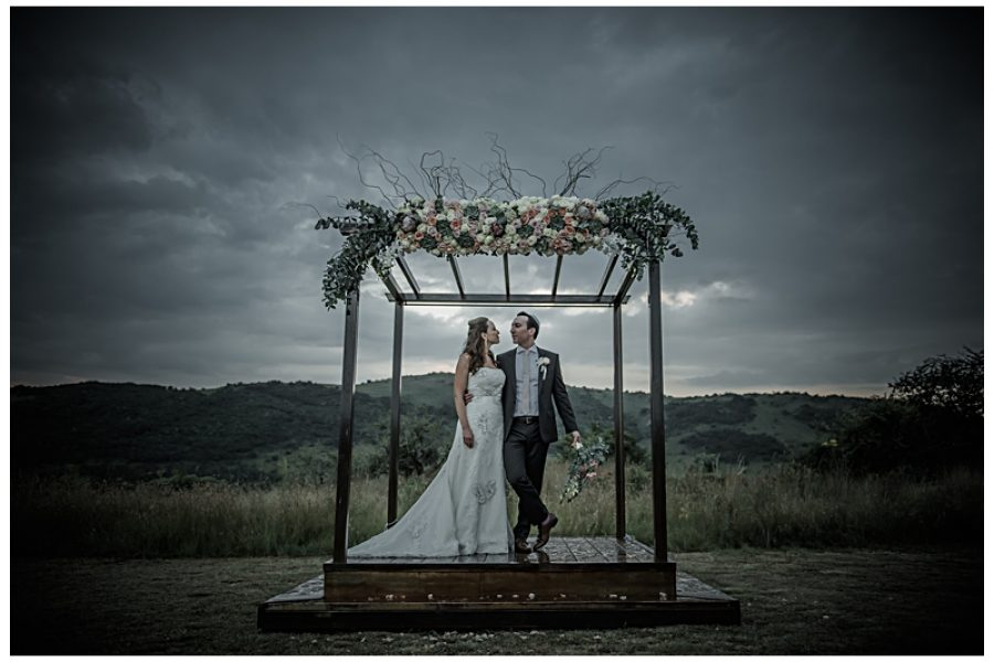 Hayley and Daniel's wedding at Thaba Ya Batswana