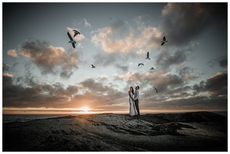 Leigh and Daniel's Post weding shoot in Cape Town