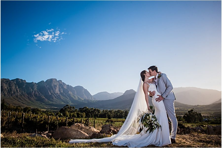 Mark & Stephanie's wedding at The Conservatory, Franschoek