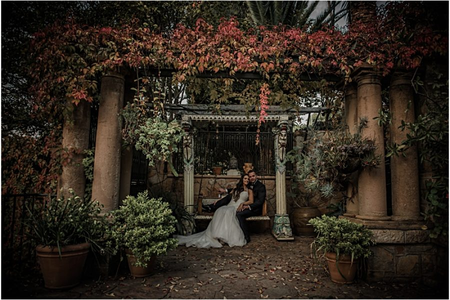Natalie and Chris' wedding at Shepstone Gardens