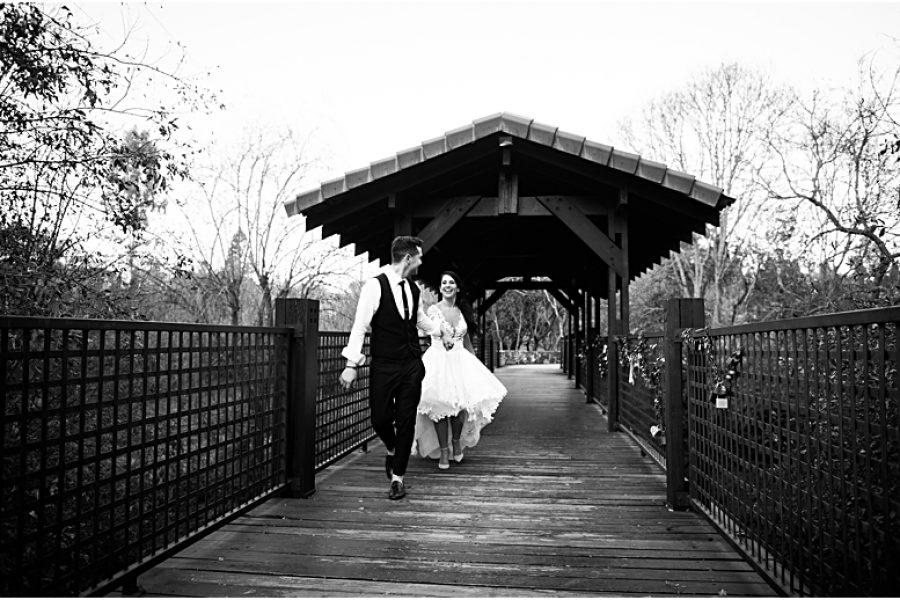 Tanya and David's wedding at Avianto
