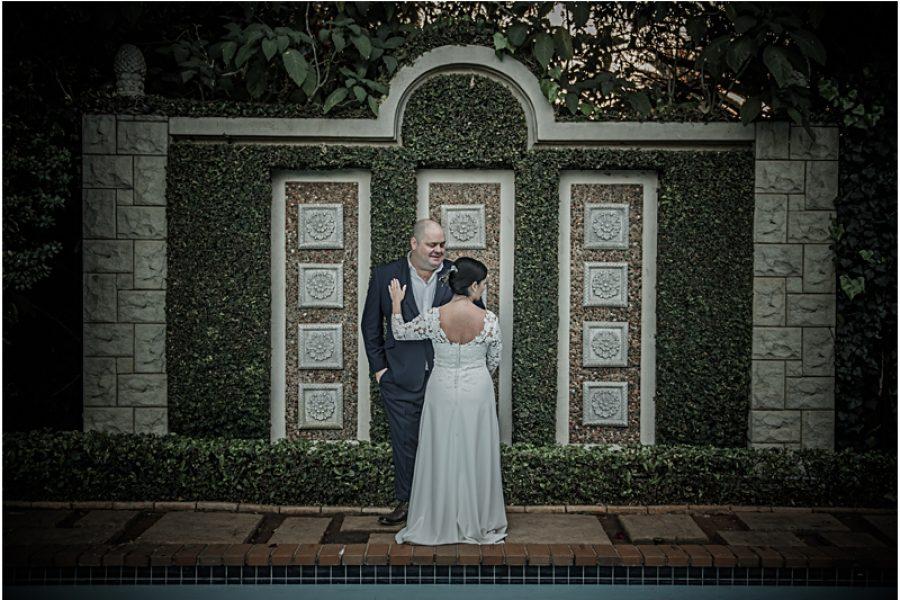 Jo & Jean's wedding at Morrells