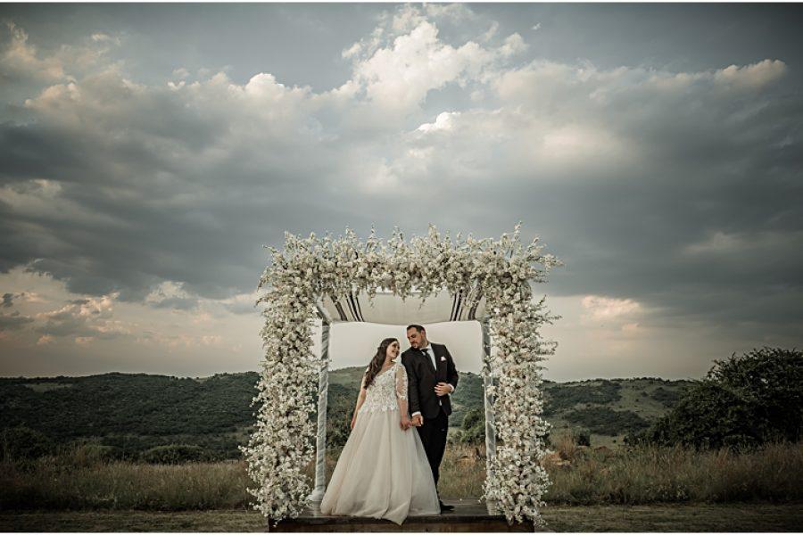 Shez & Anthony's wedding at Thaba Ya Batswana