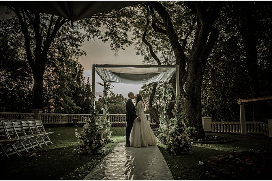 Chana & Joshuas' wedding at SummerPlace