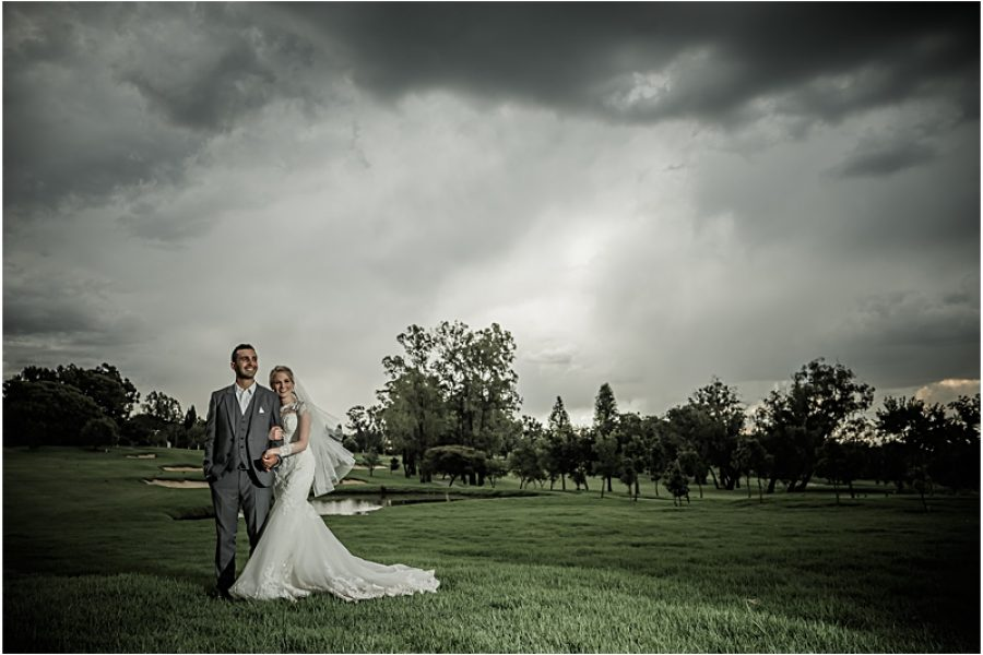 Megan and Cobi's wedding at The Houghton Country Club