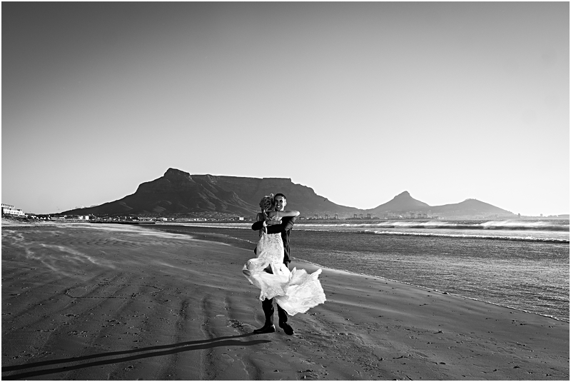 Shan & Mike's wedding in Cape Town