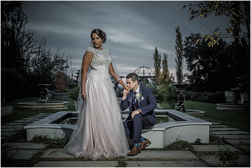 Miantha & Darryl's wedding at White Light