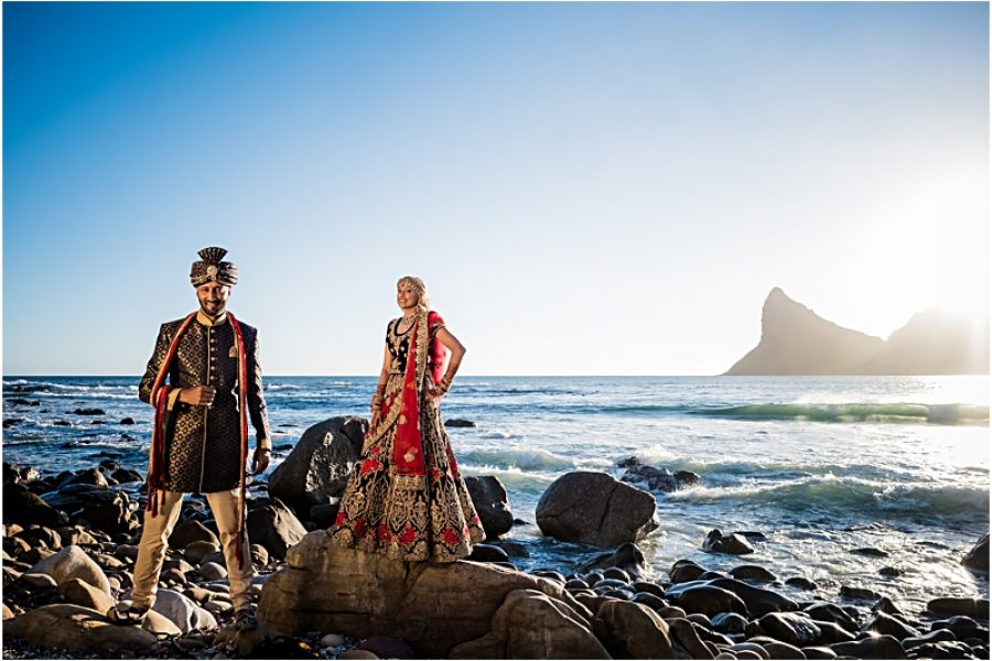 Pernel and Shaun's wedding at Tintswalo, Hout Bay