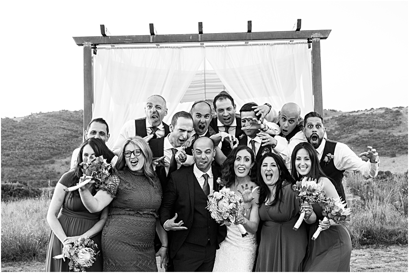 Kerry and Rob's wedding at Thaba Ya Batswana