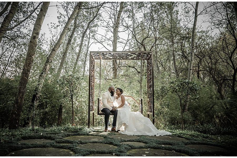 Neo & Khaya's Modern & Traditional weddings