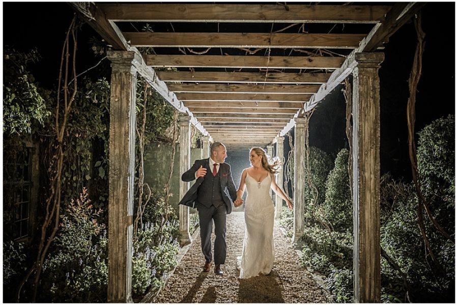 Darren & Jessica's wedding at Oakfield Farm