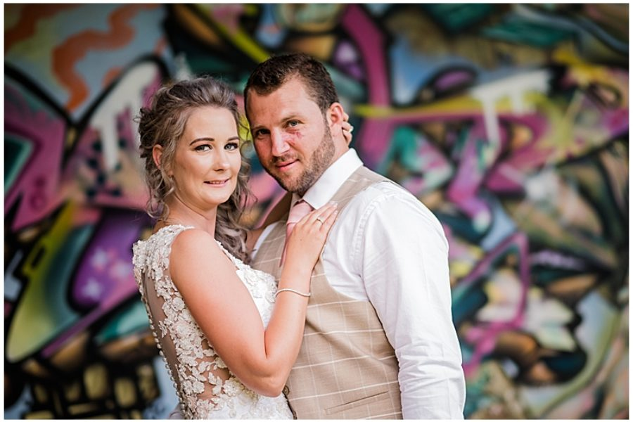 Lourens and Sonja's wedding at Memoire