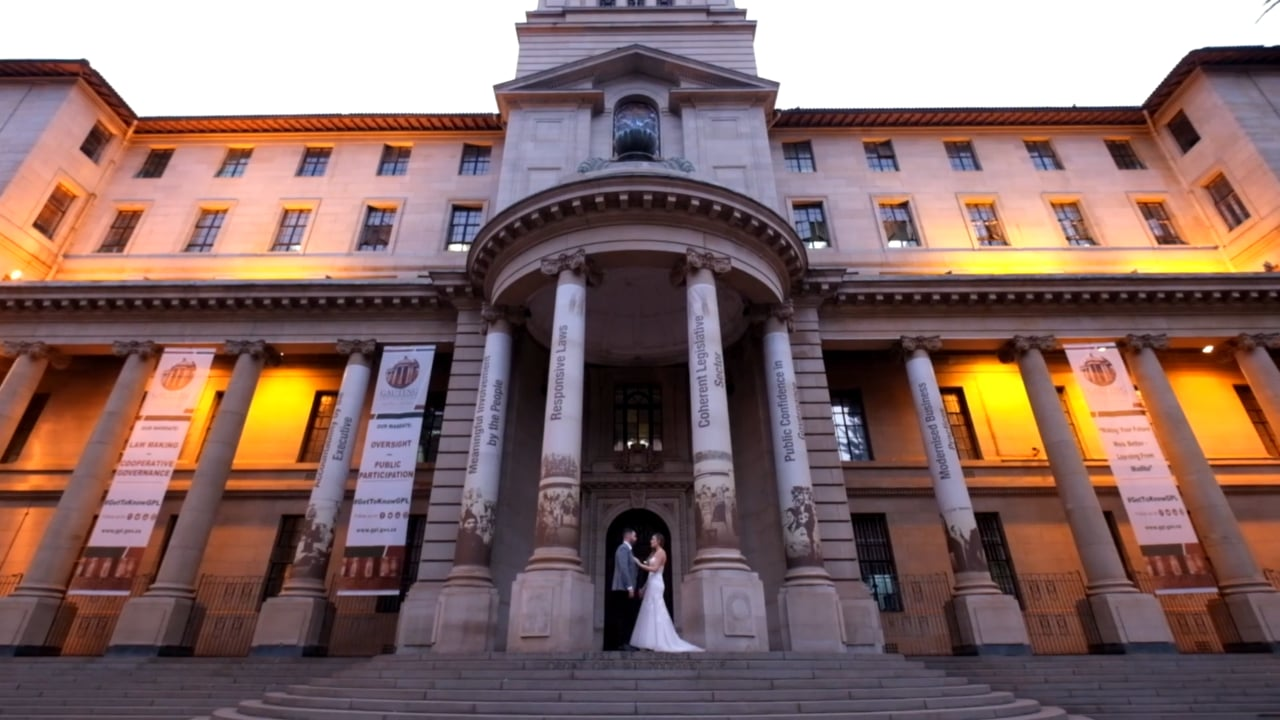 Justin & Mairi's Wedding Highlights