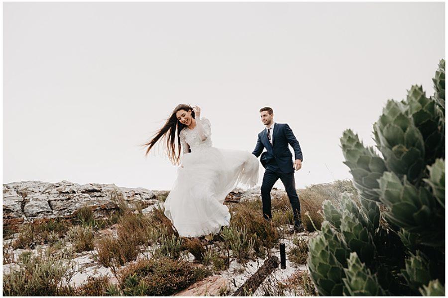Martin & Tarryn's Post wedding shoot