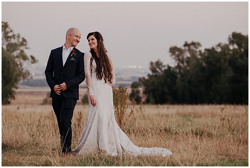 Thinus & Alicia's wedding at Cabbage & Rose