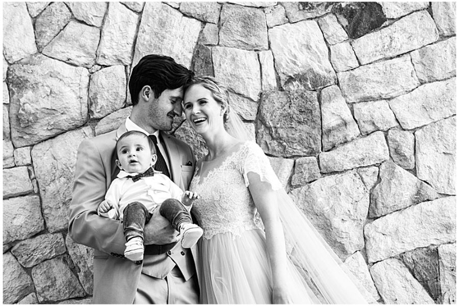 Jade & Jason's wedding at La Vie en Rose