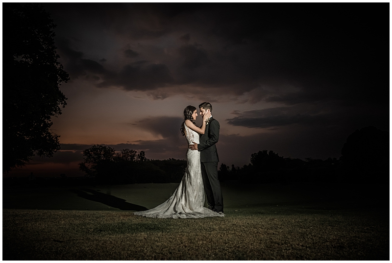 Dimitri & Angelica's wedding at the Bryanston Country Club
