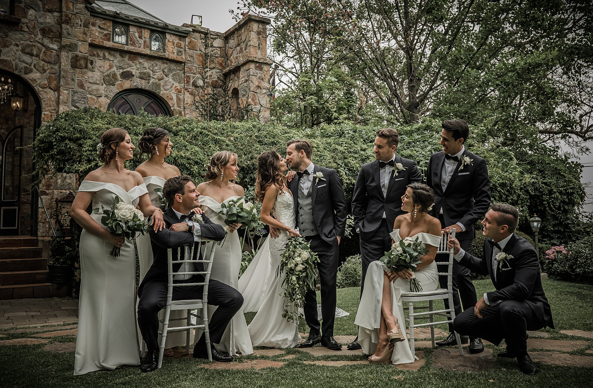 Anthea & Jason's wedding at Shepstone Gardens