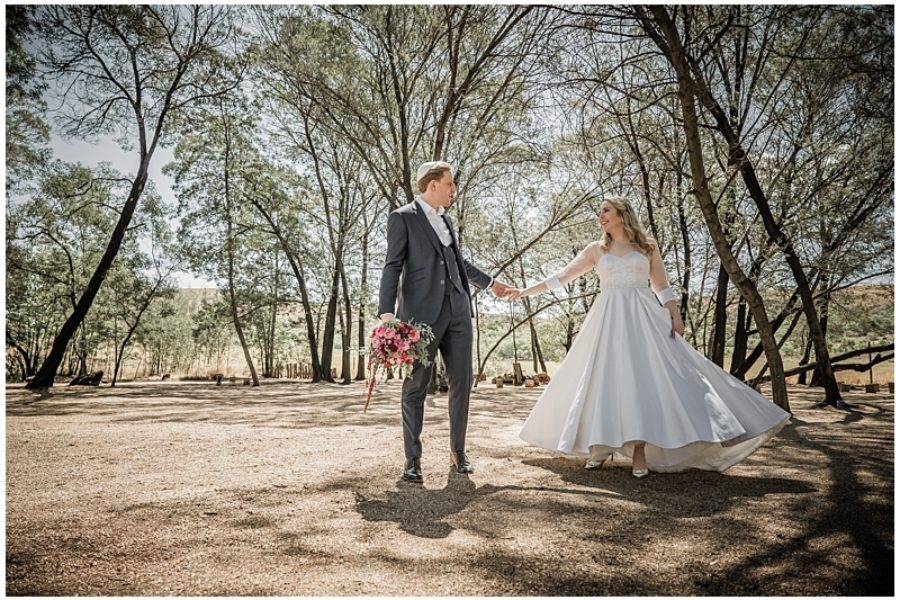 Erin & Jon's wedding at Ground
