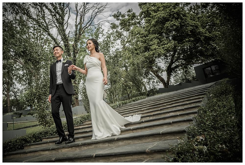 Kevin & Donna's wedding at Inimitable