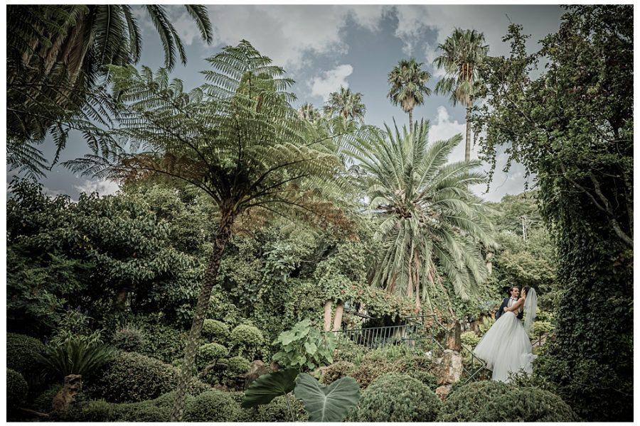 Andrea & Tom's wedding at Shepstone Gardens