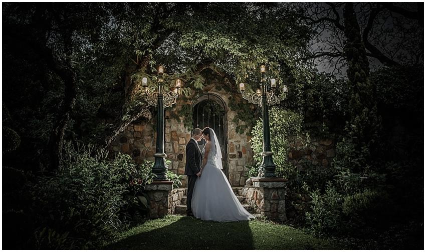 Estie & Tim's wedding at Shepstone Gardens