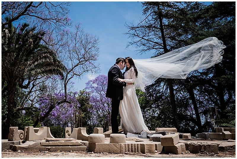 Brett and Philippa's Post wedding shoot
