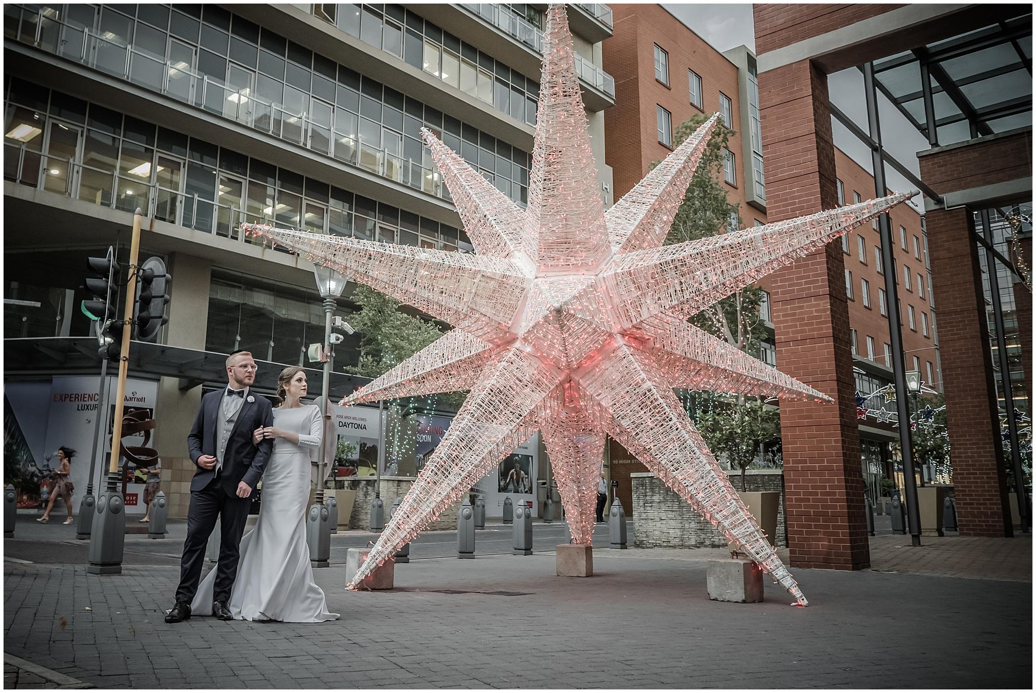 Akiva & Malki's wonderful wedding