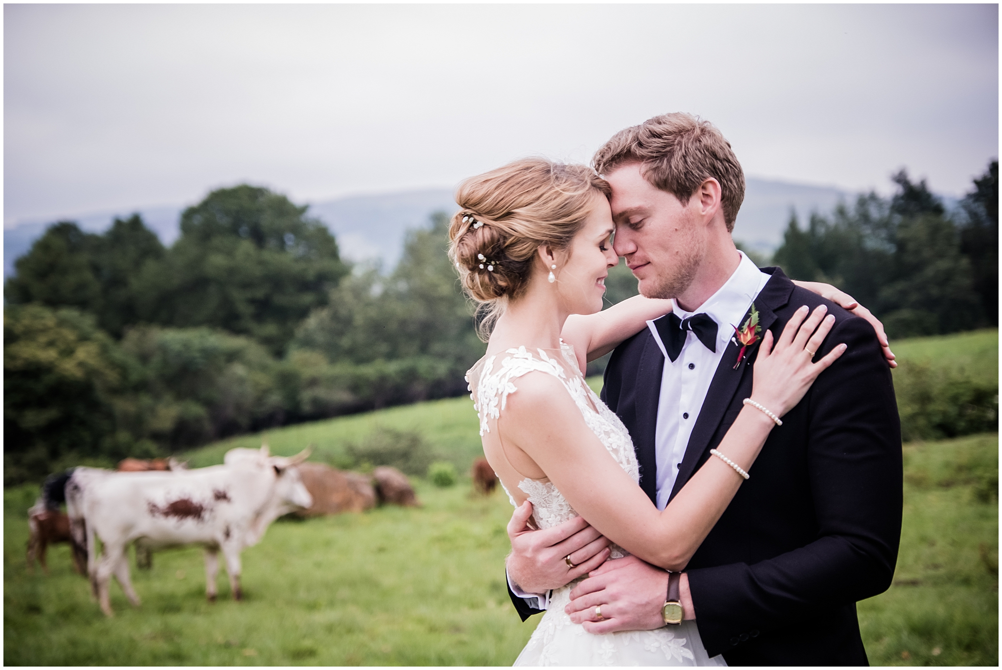 Louis & Katherine's beautiful Midlands wedding