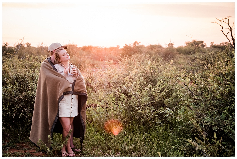 Sterling & Jamie's Magical Wedding in Africa