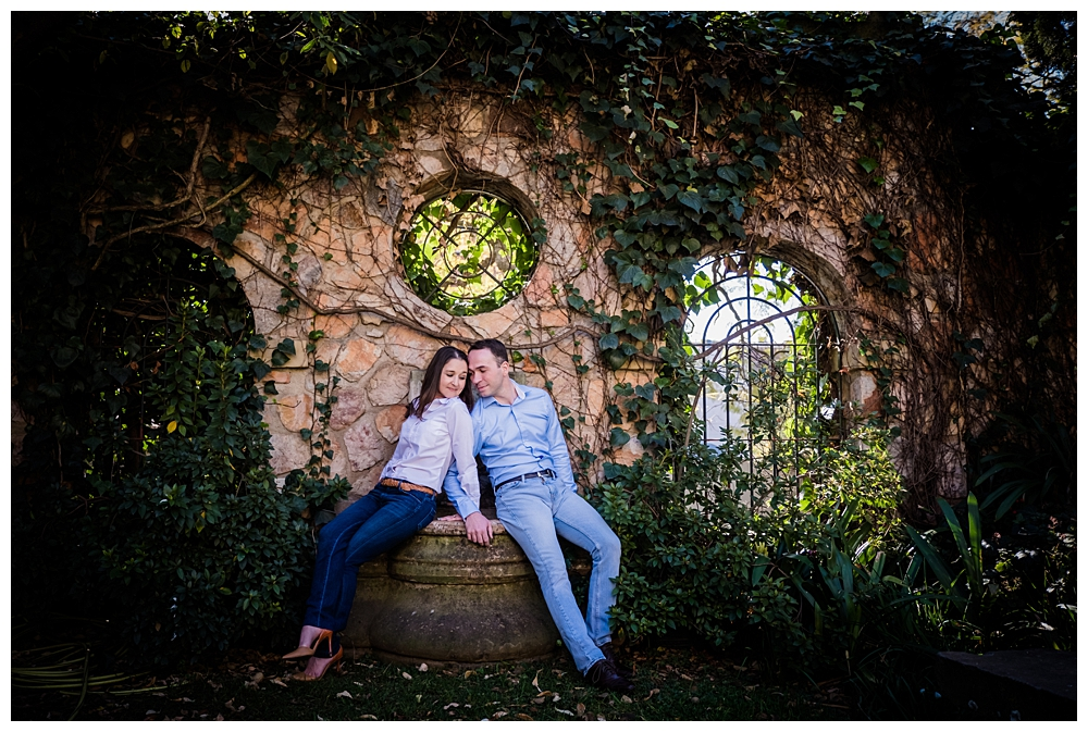 Candida & Riaan's Engagement Shoot