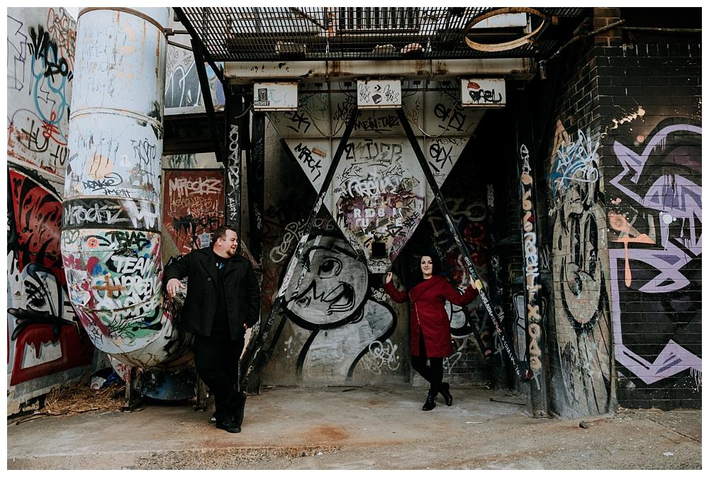 Toni & Ruan's Urban e-shoot